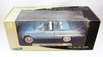 Welly Collection 1960 Chevrolet Impala 1/18ème (Diecast Metal)