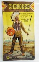 Western Series - Marx Toys - Chief Cherokee (Mint in Box)