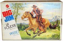 Western series - Mint in  box Buckskin Horse (ref.9400)