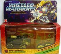 Wheeled Warriors - Monster Mind K.O.Kruiser