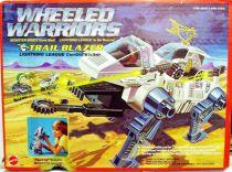 Wheeled Warriors - Monster Mind Trail Blazer