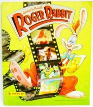Who framed Roger Rabbit ? - Panini Stickers collector 1988