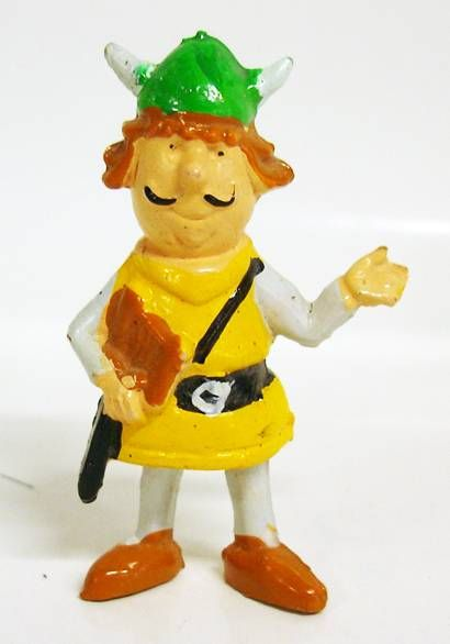 Wickie the Viking - Heimo PVC Figure (Hard Series) - Ulme
