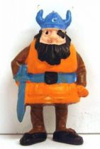 Wickie the Viking - Heimo PVC Figure (Soft Series) - Halvar