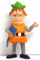 Wickie the Viking - Heimo PVC Figure (Soft Series) - Ulme