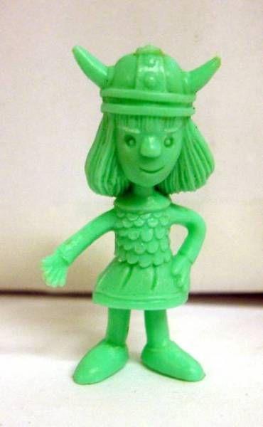 Wickie the Viking - Tito Monochromic Figures Set of 20