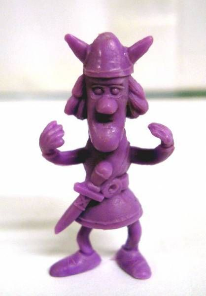 Wickie the Viking - Tito Monochromic Figures Set of 20