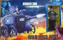 Wild Wild West - X-toys - Derailer Tank