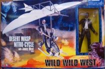 Wild Wild West - X-toys - Desert Wasp Nitro-Cycle