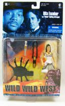 Wild Wild West - X-toys - Rita Escobar with Venom Spitting Arthropod
