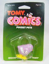 Wind-Up - Tomy Comics Pocket Pets - Bird