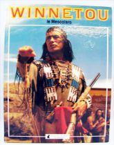Winnetou le Mescalero - Editions du chat perché (Flammarion 1980)