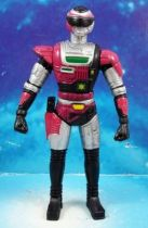 Winspector - Fire Tector action figure (loose)