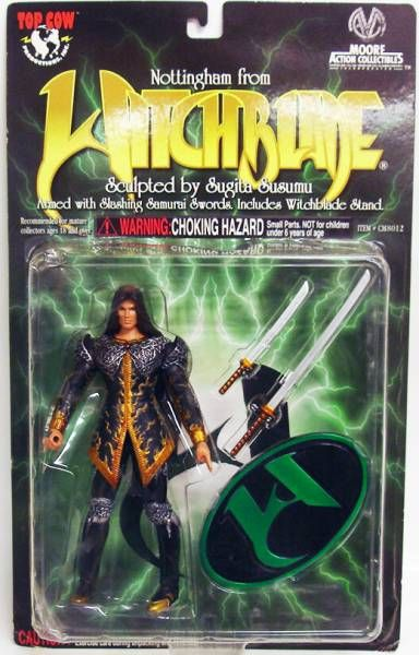 Witchblade - Nottingham (series 1) - Moore Action Collectibles