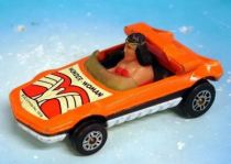 Wonder Woman - Corgi Junior - Wondermobile (loose)