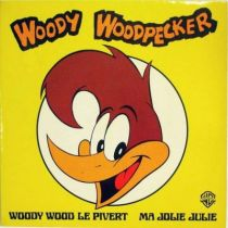 Woody Woodpecker - Mini-LP Record - Warner Records 1978