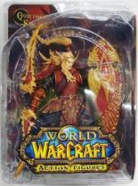 World of Warcraft - Blood Elf Paladin : Quin\'thalan Sunfire - DC Unlimited