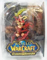 World of Warcraft - Blood Elf Rogue : Valeera Sanguinar - DC Unlimited