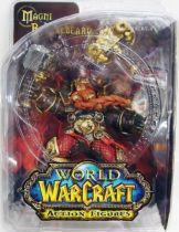 World of Warcraft - Dwarven King : Magni Bronzebeard - DC Unlimited