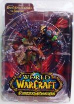 World of Warcraft - Gnome Rogue : Brink Spannercrank vs. Kobold Miner : Snaggle - DC Unlimited