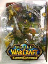 World of Warcraft - Gnome Warrior : Sprocket Gyrospring - DC Unlimited