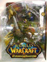 World of Warcraft - Gnome Warrior : Sprocket Gyrospring - DC Unlimited