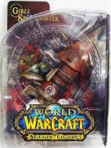 World of Warcraft - Goblin Tinker - Gibzz Sparklighter - DC Unlimited