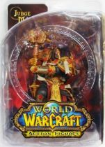 World of Warcraft - Human Paladin : Judge Malthred - DC Unlimited