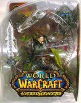World of Warcraft - Human Warrior : Archilon Shadowheart - DC Unlimited