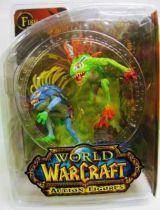 World of Warcraft - Murloc 2-Pack : Fish-Eye (Blue) & Gibbergill (Green) - DC Unlimited