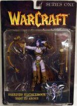 World of Warcraft - Night Elf Archer : Shandris Feathermoon