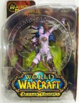 World of Warcraft - Night Elf Hunter : Alathena Moonbreeze with Sorna - DC Unlimited