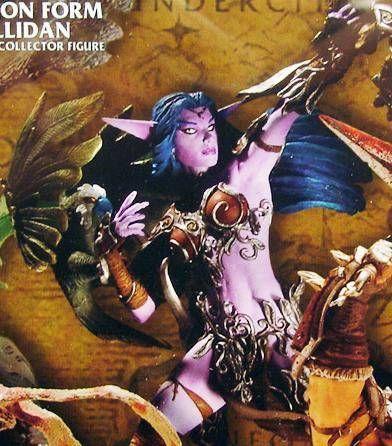World of Warcraft - Night Elf Hunter : Alathena Moonbreeze with Sorna - DC Unlimited