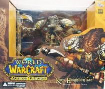 World of Warcraft - Tauren Hunter : Korg Highmountain - DC Unlimited
