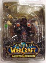 World of Warcraft - Undead Warlock : Meryl Felstorm - DC Unlimited