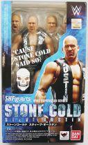 WWE - Bandai S.H.Figuarts - Stone Cold Steve Austin