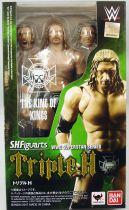 WWE - Bandai S.H.Figuarts - Triple H