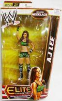 WWE Mattel - AJ Lee (Elite Collection Série 21)