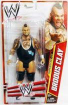 WWE Mattel - Brodus Clay (2013 Basic Superstar #23)