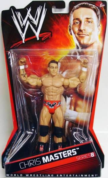 WWE Mattel - Chris Masters (Basic Series 8)