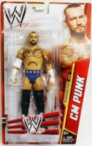 WWE Mattel - CM Punk (2013 Basic Superstar #58)