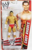 WWE Mattel - Cody Rhodes (2013 Basic Superstar #19)