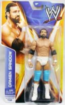 WWE Mattel - Damien Sandow (2014 Basic Superstar #02)