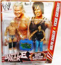 WWE Mattel - Dolph Ziggler & Vickie Guerrero (Battle Pack)