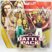 WWE Mattel - Edge & Christian (Battle Pack Series 42)