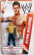 WWE Mattel - Evan Bourne (2012 Basic Superstar #38)