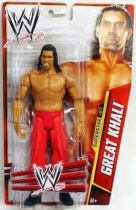 WWE Mattel - Great Khali (2013 Basic Superstar #57)