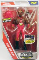 WWE Mattel - Harlem Heat Stevie Ray (Elite Collection Série 46)