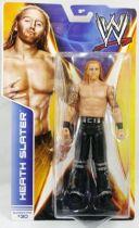 WWE Mattel - Heath Slater (2014 Basic Superstar #30)
