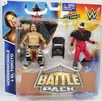 WWE Mattel - Hornswoggle & El Torito (Battle Pack)